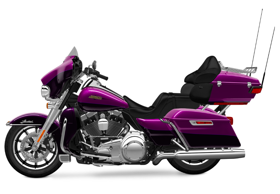 2016 Ultra Limited Low purple fire tp