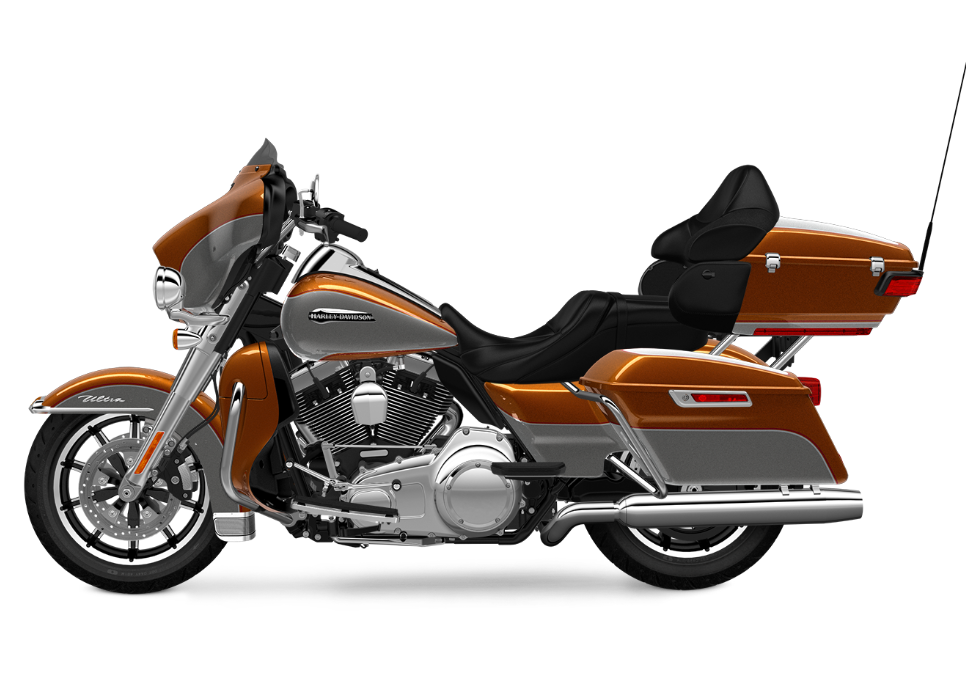2016 electra glide ultra classic amber whiskey tp