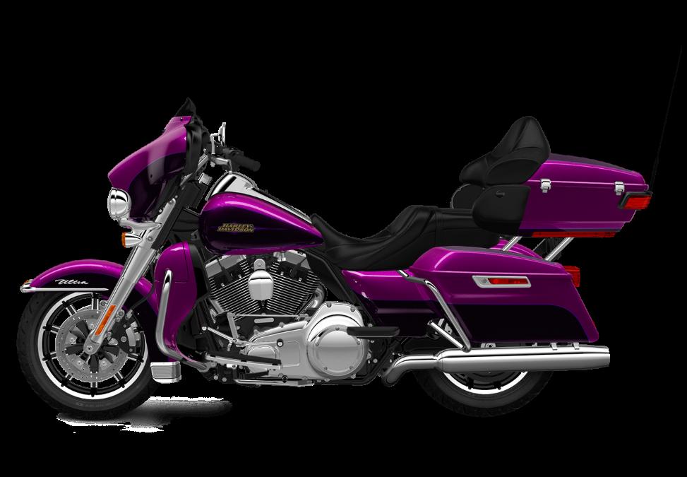 2016 electra glide ultra classic purple fire