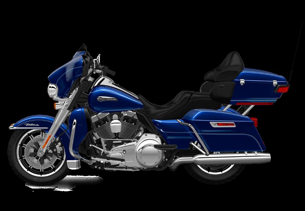 2016 electra glide ultra classic superior blue tp
