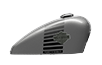 Harley-Davidson Forty Eight Billet Silver
