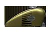 Harley-Davidson Forty Eight Olive Gold