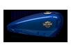 Harley-Davidson Street® 750 superior blue tank