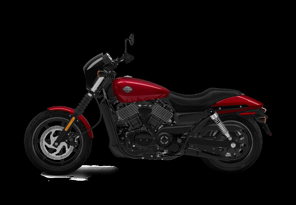 Harley-Davidson Street® 750 velocity red sunglo