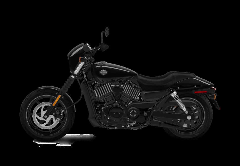 Harley-Davidson Street® 750 vivid black