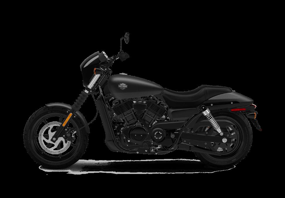 Harley-Davidson Street® 500 Black Denim