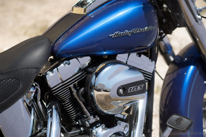 2016 Softail Deluxe engine style