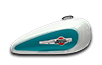2016 Harley-Davidson 1200 Custom crushed ice pearl