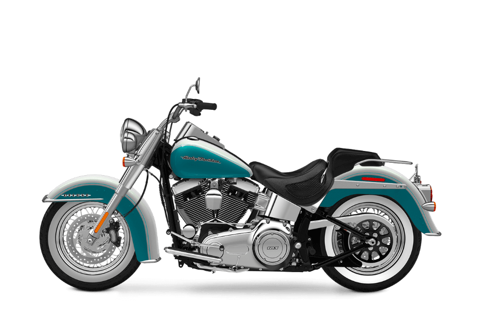 2016 Softail Deluxe crushed ice