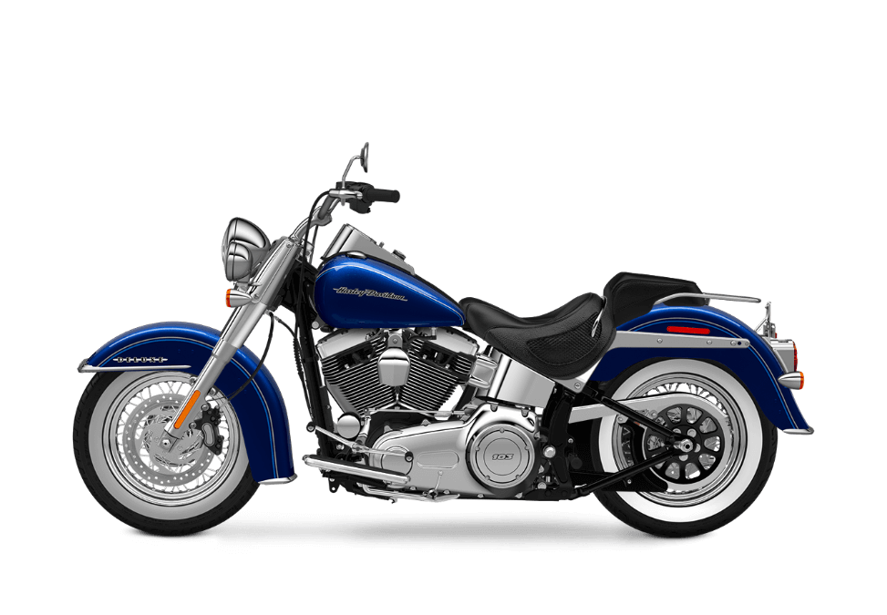 2016 Softail Deluxe superior blue