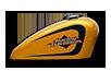 Harley-Davidson-Seventy-Two®HC-Gold-Flake-tank