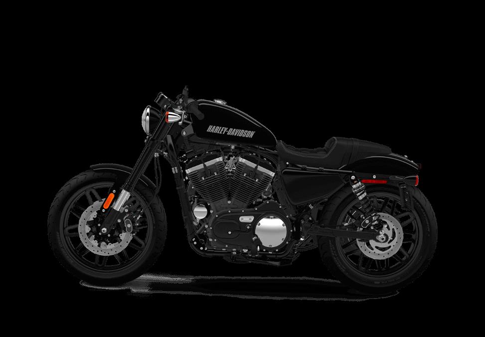 Harley Davidson Roadster Vivid Black