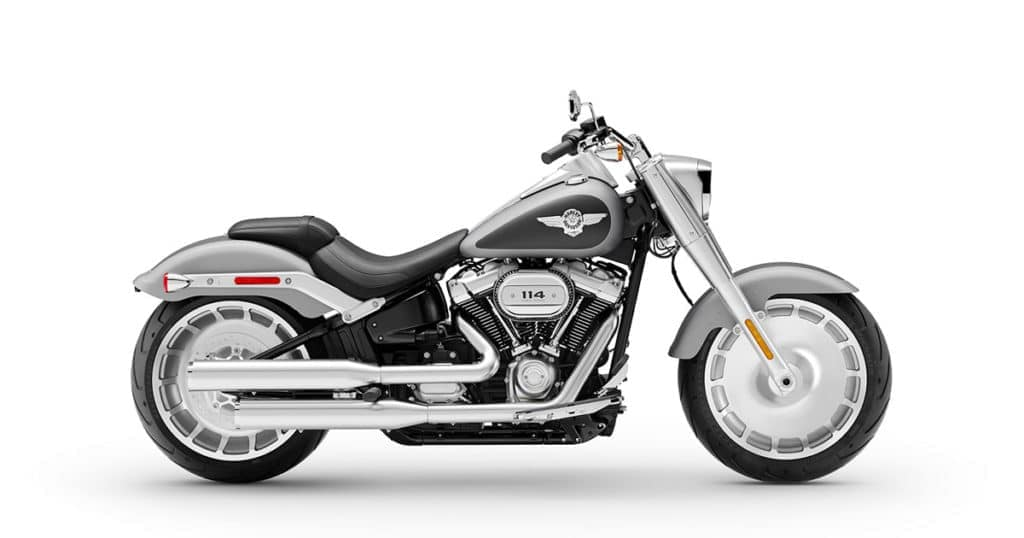 2020 Harley-Davidson Softail Fat Boy 114 in Olathe, KS