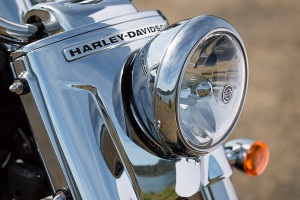 2016 Harley-Davidson® Freewheeler®: Three-Wheeled Performance Gallery Image