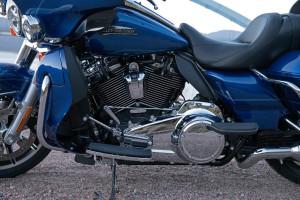 Harley-Davidson Electra Glide Classic engine