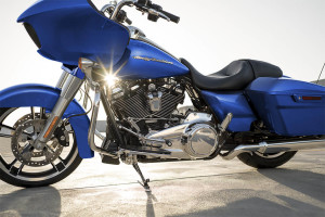 2017 Harley Davidson Road Glide Special closeup