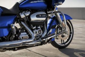 2017 Harley Davidson Road Glide Special foot gear shift