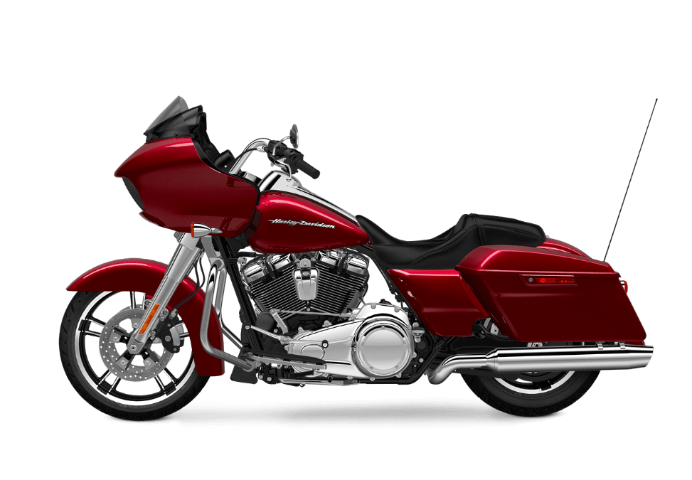 2017 Road Glide in Velocity Red