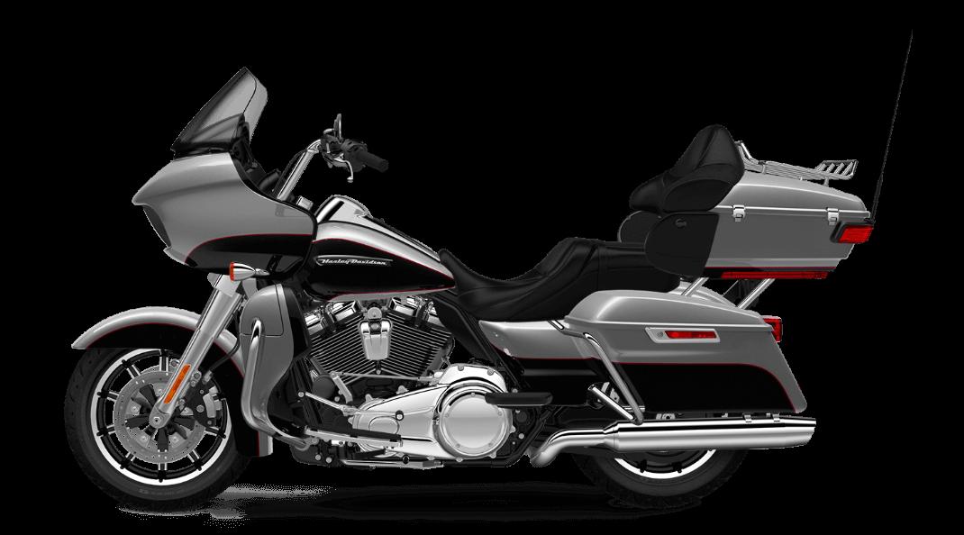 Billet Silver Harley-Davidson Road Glide Ultra