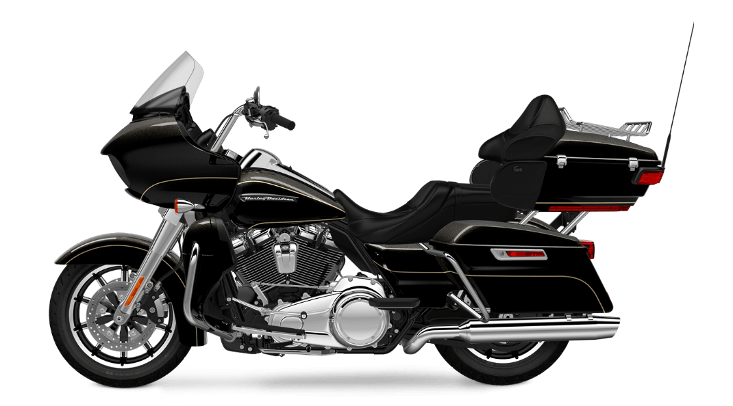 Black Quartz Harley-Davidson Road Glide Ultra