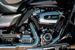 Harley-Davidson Road Glide Ultra engine