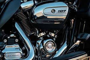 Harley-Davidson Tri Glide Ultra engine