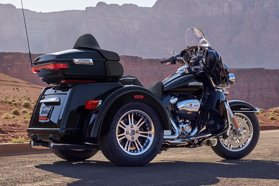 2017 Harley-Davidson® Tri Glide® Ultra