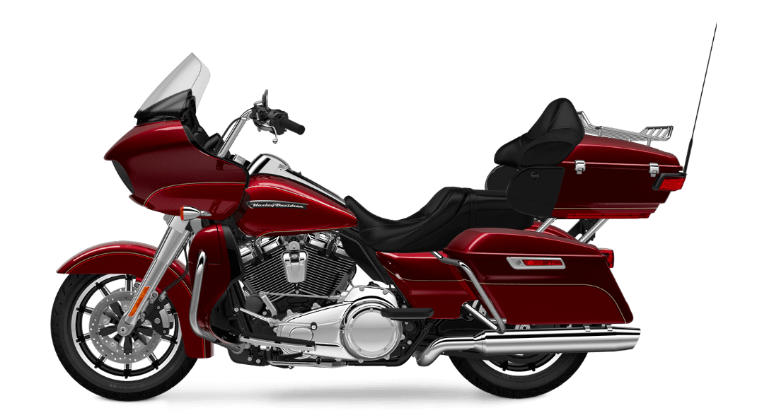 Red Sunglo Harley-Davidson Road Glide Ultra