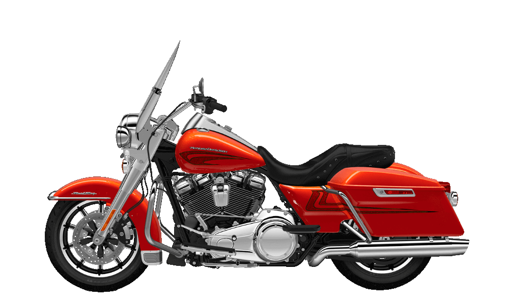 Road King Laguna Orange