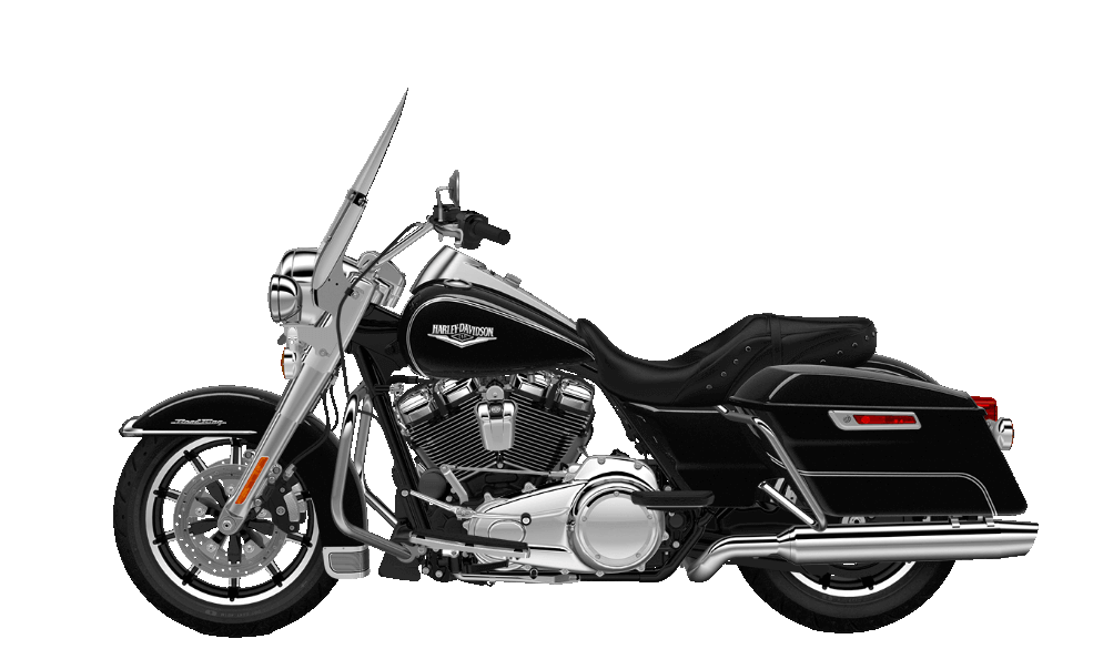 Road King Vivid Black