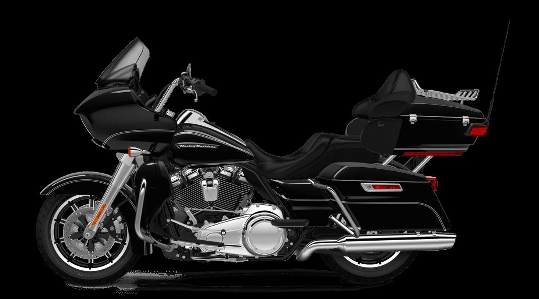 Vivid Black Harley-Davidson Road Glide Ultra