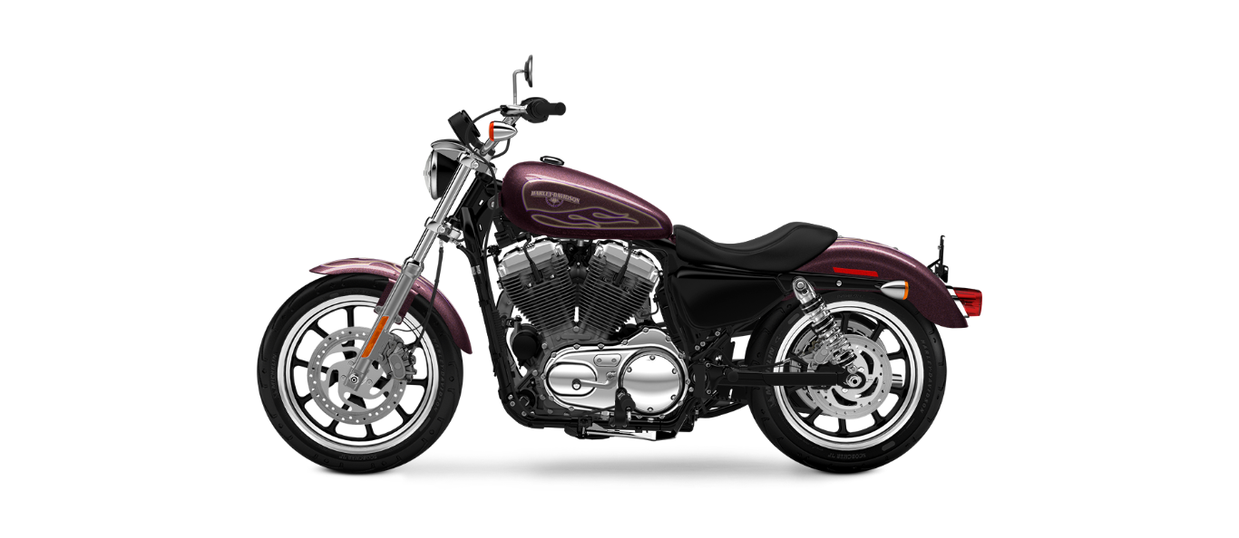 sportster-superlow-mystic-purple-flake