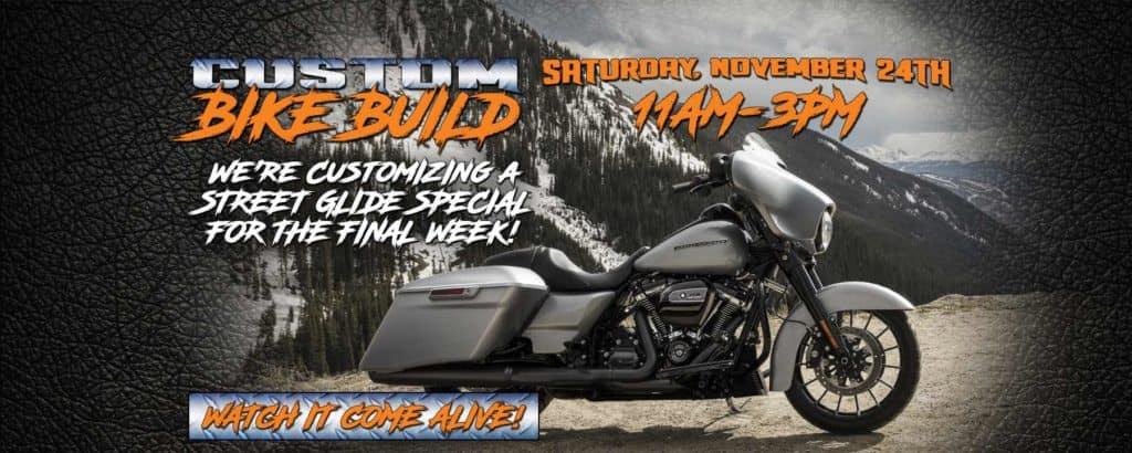 Custom Bike Build Week 3