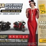 New Year Open House - Retail Value on Trade or Sales Tax Promotion on Pre-Owned
