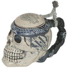 Harley Skull Stein HDL-18606