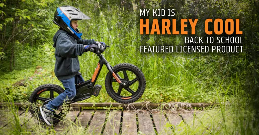 Harley Kids Back to School Items