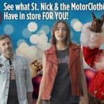 Holiday Open House MotorClothes Features