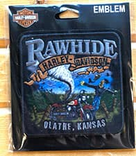 Rawhide Harley Licensed Collectibles