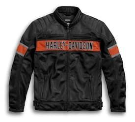 98111-16VM - Harley Trenton Mesh Riding Jacket