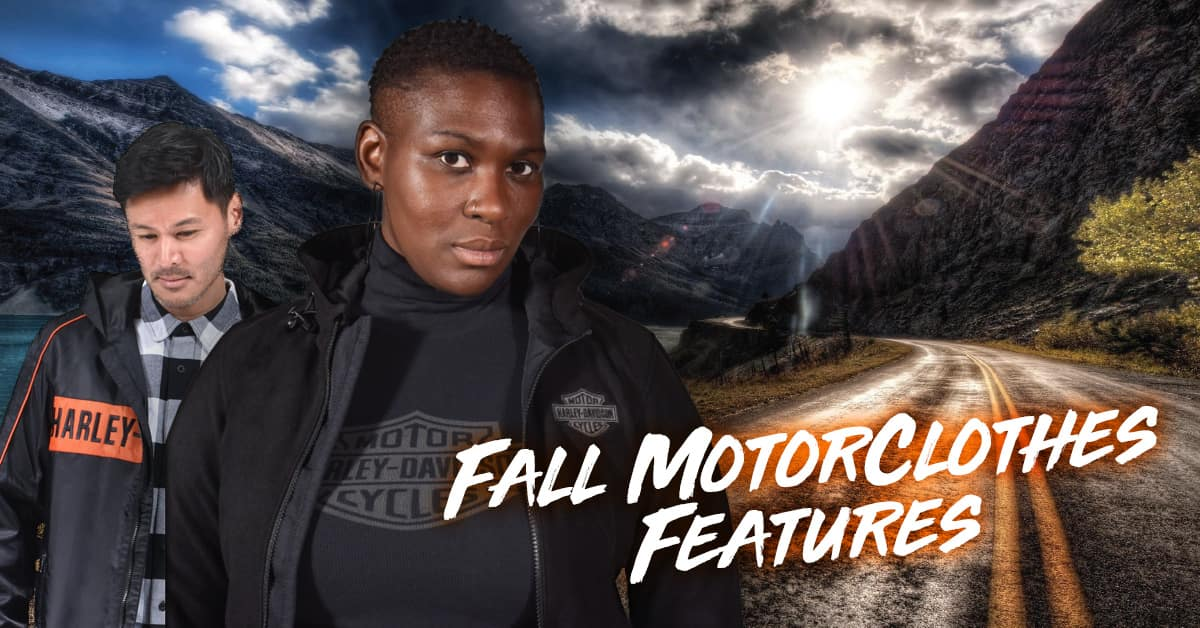 Fall MotorClothes Feature