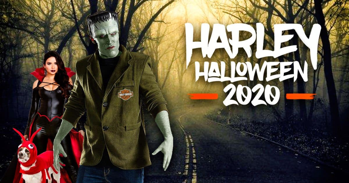 Harley Halloween 2020