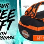 Harley-Davidson Gift With Purchase