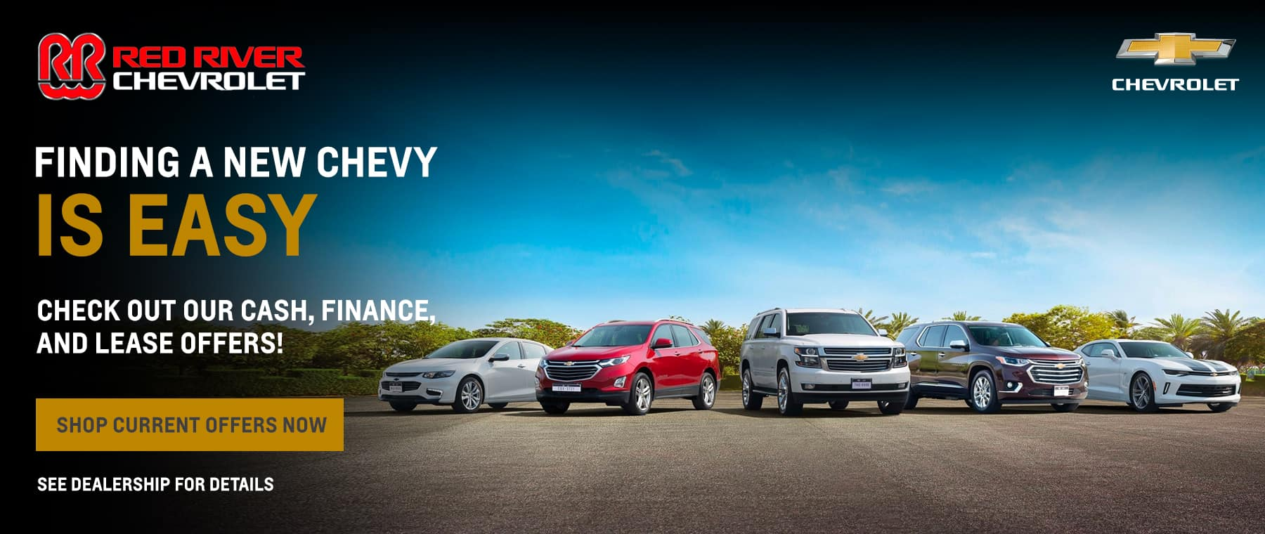 Red River Chevrolet Chevrolet Dealer In Bossier City La