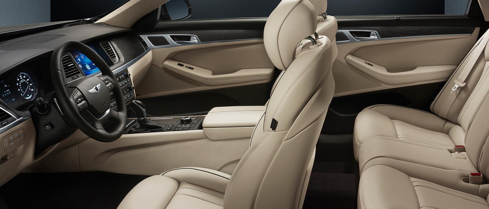 2015 Hyundai Genesis Interior ...