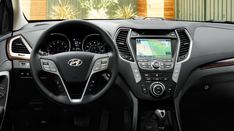2016 Hyundai Santa Fe Sport Technology Features River City Hyundai