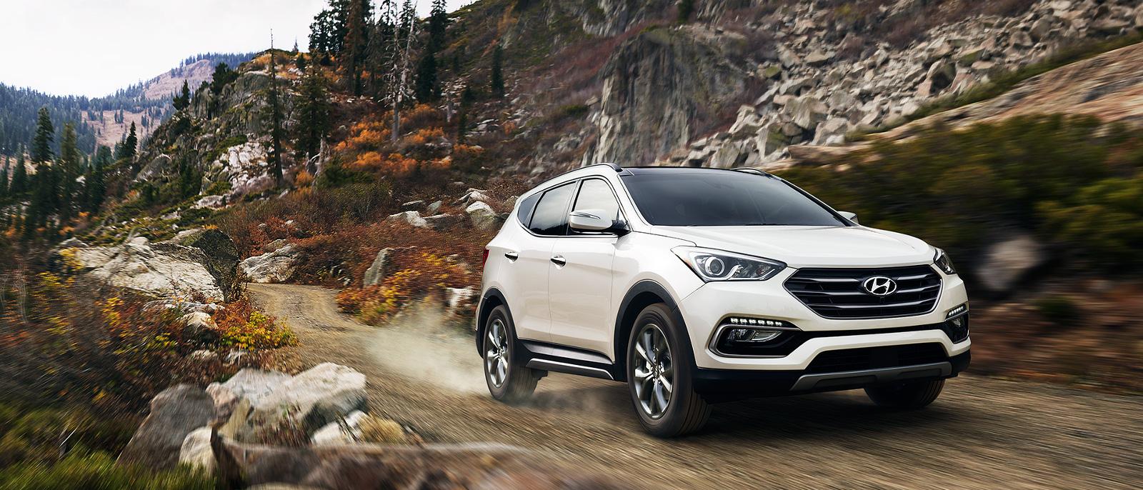 2017 Hyundai-Santa Fe Sport