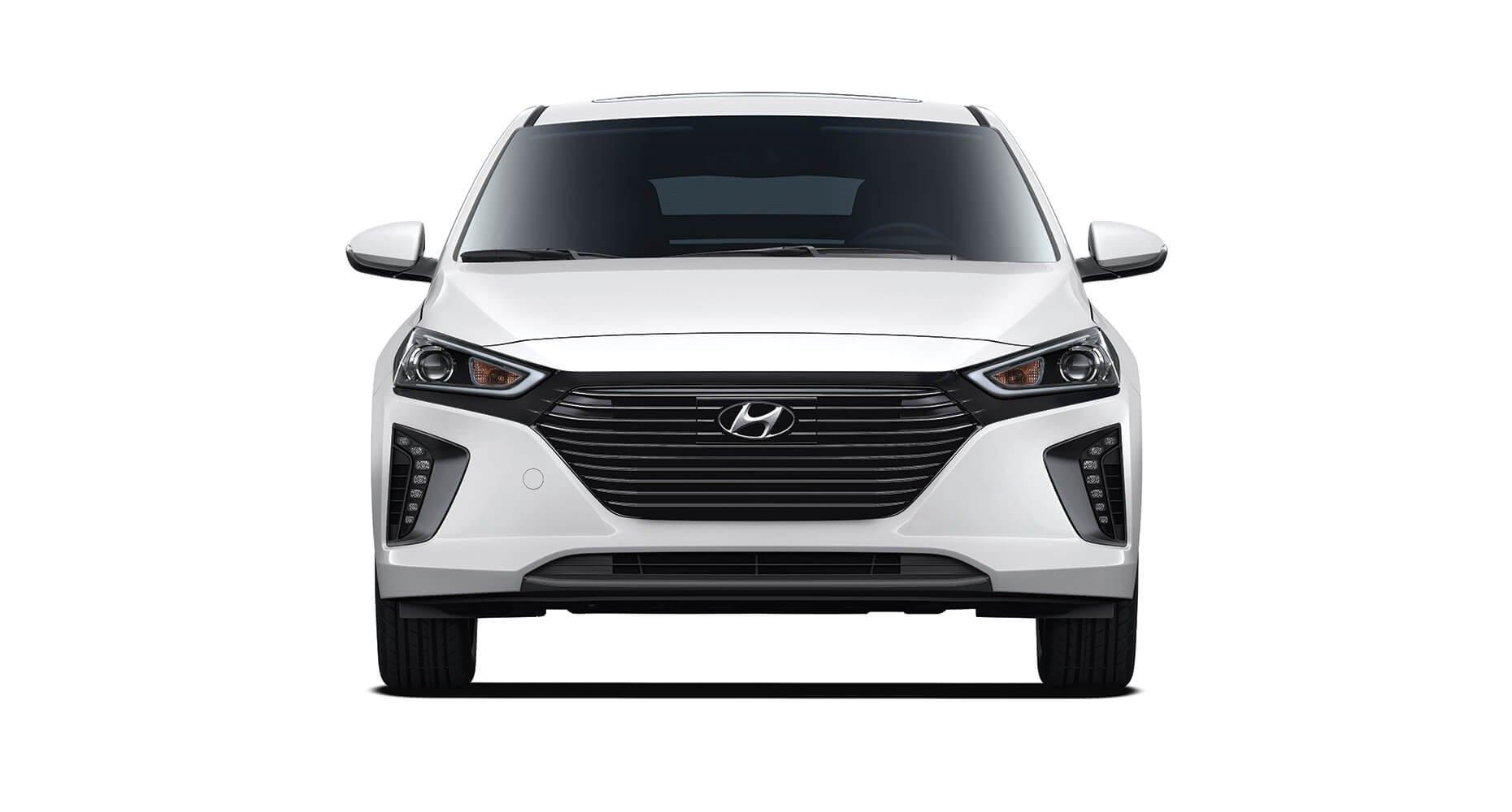2017 Hyundai Ioniq Hybrid Info Edmonton River City Hyundai