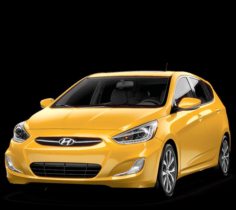 2017 Hyundai Accent Hero ca