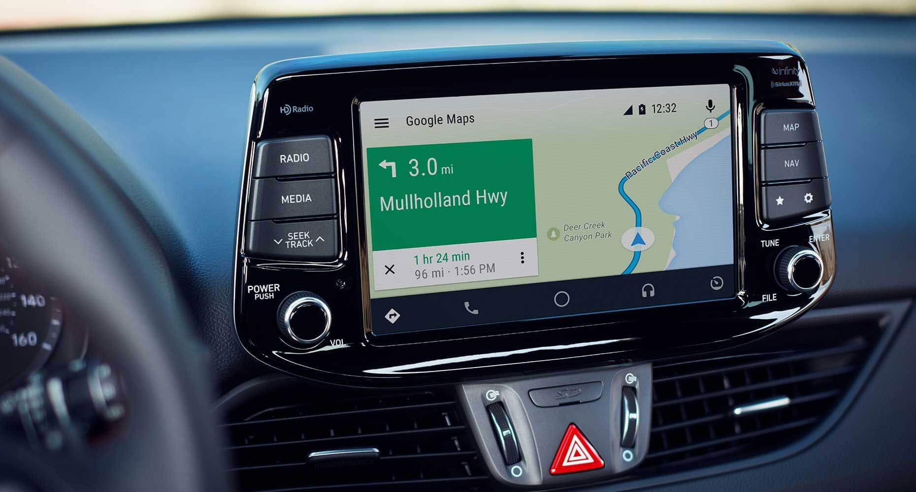 2018 Hyundai Elantra GT navigation