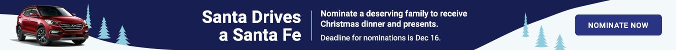 Santa Fe Nominations Banner
